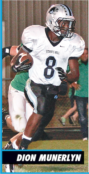 Starr's Mill 2013 Football Preview